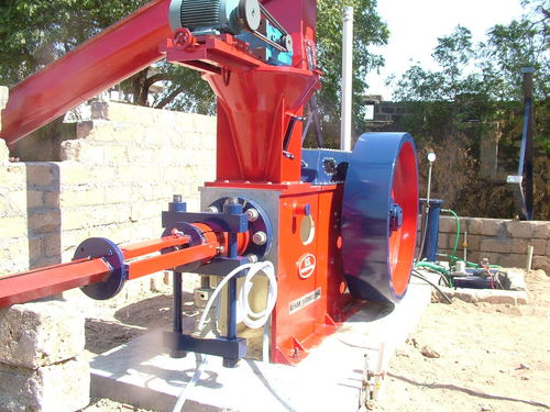 Agro Waste Briquetting Machinery