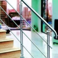 Balusters System With Handrails