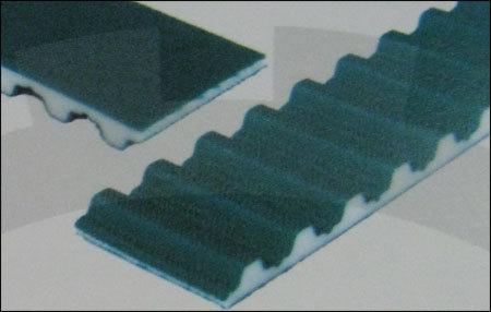Belt With Polyamide Fabric