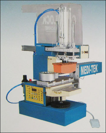 Contilock Printing Machine (Clc Cr-100)