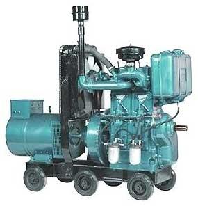 Generator Set (Aes-D 1600)