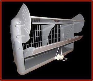 Poultry Air Inlet