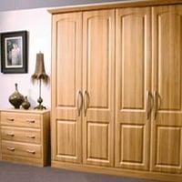 Wooden Wardrobes