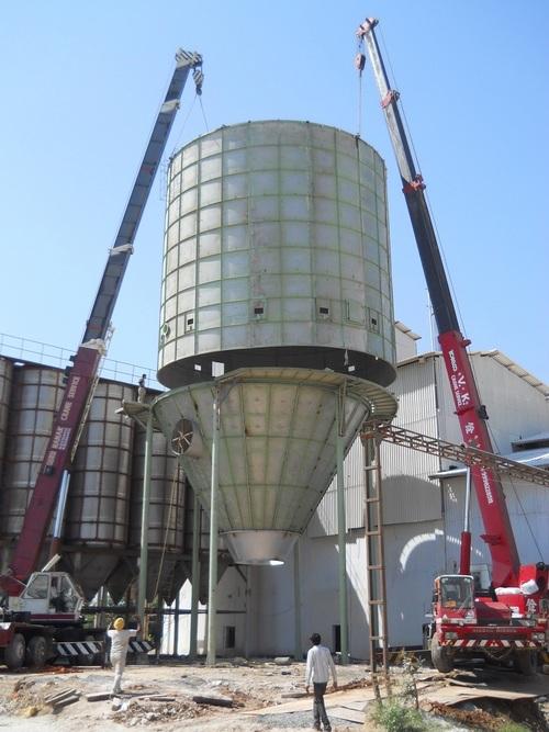 Building Crane Rental Services