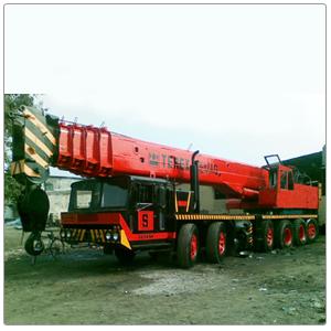 Hire Hydraulic Crane