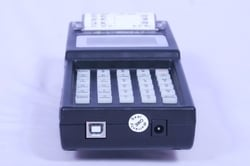 Bar Code Electronic Ticket Issuing Machine