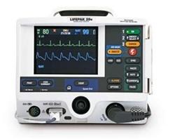 LIFEPAK 20E Defibrillator Monitor