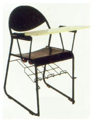 Metal Perforated Chair