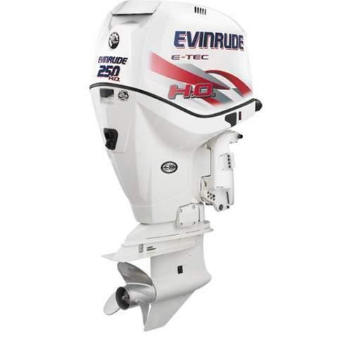 250 HP 4-Stroke Outboard Motor