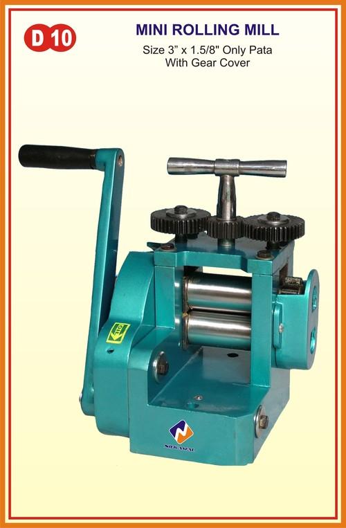 Compact Mini Rolling Mill