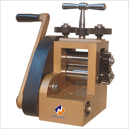 Mini Rolling Mill For Jewellery