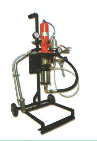 Paint Transfer Piston Pumps