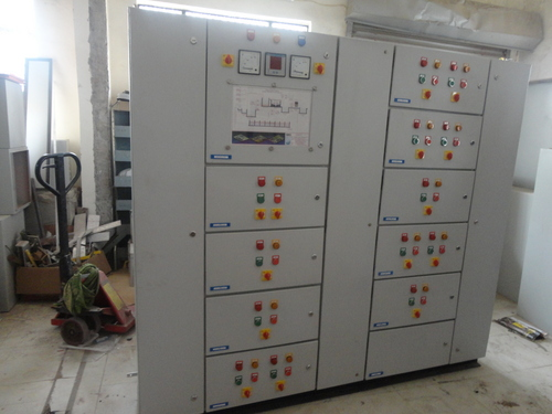 Water Treatment Plants Panel