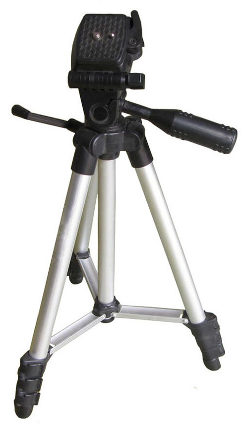 Professional Camera Tripod With Quick Release Plate