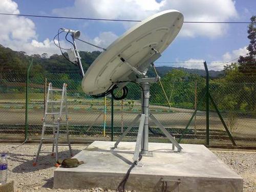 Vast Communication Antenna