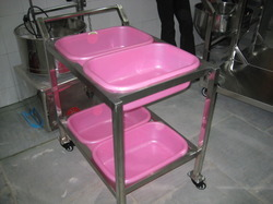 Durable Plate Collection Trolley in  Ganapathy (Pin Code-641006)