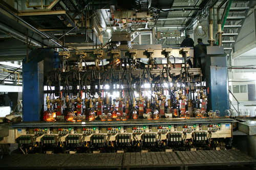 Glass Forming Machines