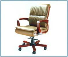 Medium Back Chair with Torsion Bar