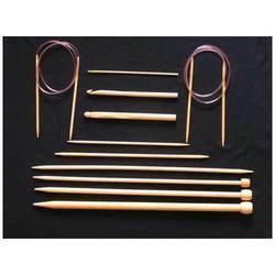 Bamboo Knitting Needles in  Sua Road