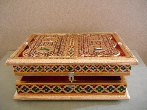 Rajwadi Jewellery Box