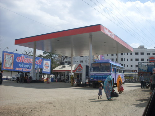 Canopy For Petrol Pumps