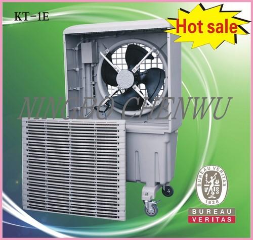 Stand Fan Portable Evaporative Air Cooler