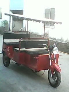 4 Passenger Electric Auto in  Vasai (E)