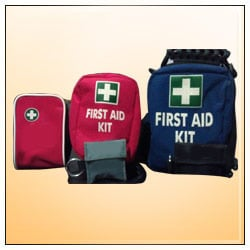 First Aid Kit Bags