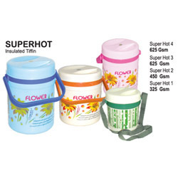 Insulated Plastic Tiffin Boxes