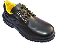 Low Cut Leather Combat Boot