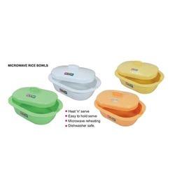 Microwave Rice Bowls