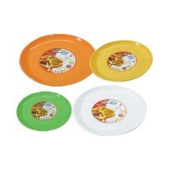 Microwave Round Plastic Plates