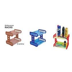 Multipurpose Household Plastic Racks