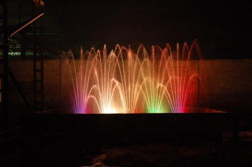 Musical Water Fountains in  Maninagar