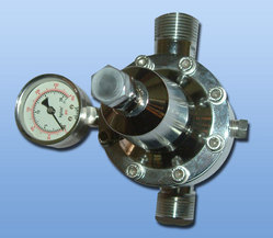 High Flow And High Pressure Regulators