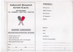 Medical Certificate Printing Services