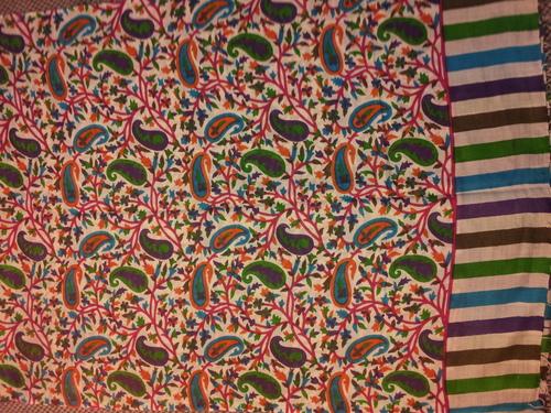 Silk Modal Kani Print Fabrics