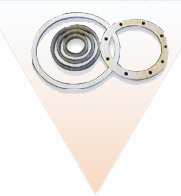 Flange And Glass Gasket