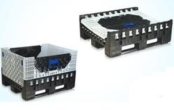 Foldable Large Crates