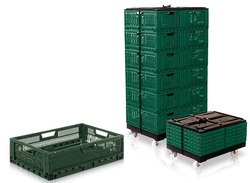 Foldable Small Crates
