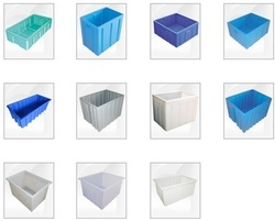 Roto Crate For Textile Industries