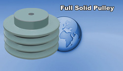 Full Solid Belt Pulley
