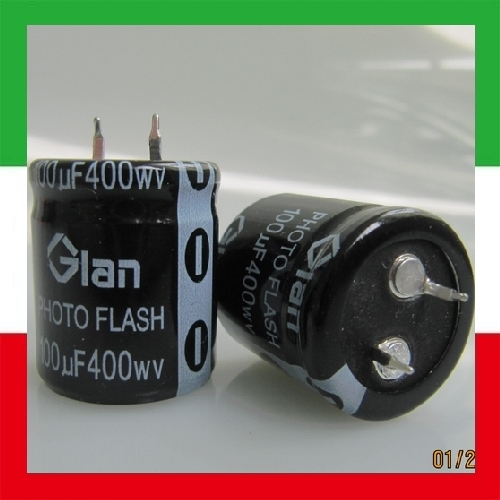 330v 1600uf Photo Flash Capacitor In Shenzhen Guangdong