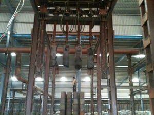 Tunnel Kiln For Direct Reduced Iron