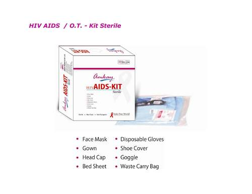 Hiv Aids Operation Theater Kit