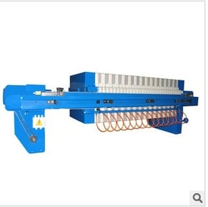 High Quality Industrial Dewatering Filter Press Equipment