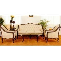 Wooden Carving Sofa Set In Hosur Road