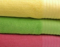 3 Ply Pile Sheets Towels