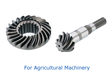 Spiral Bevel Gear (Agricultural Machinery)