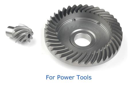 Spiral Bevel Gear (Power Tools)